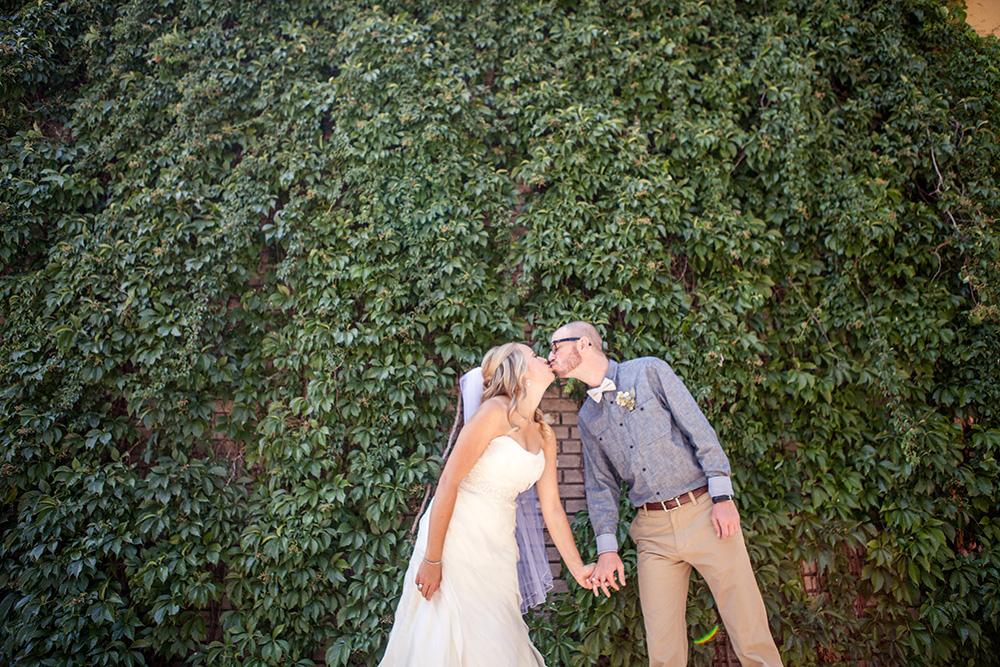 Justin Mackenzie Old Town Fort Collins Wedding